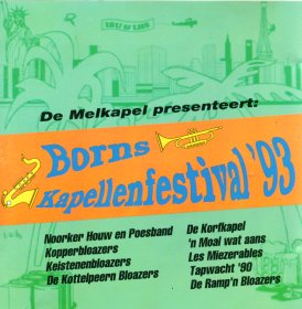 borns kapellenfestival cd